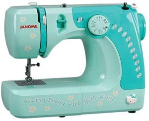 Janome 11706 34 Size Hello Kitty Sewing Machine