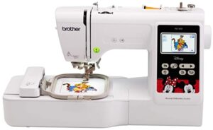 Brother Embroidery Machine PE550D