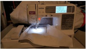 Brother Embroidery Machine SE400