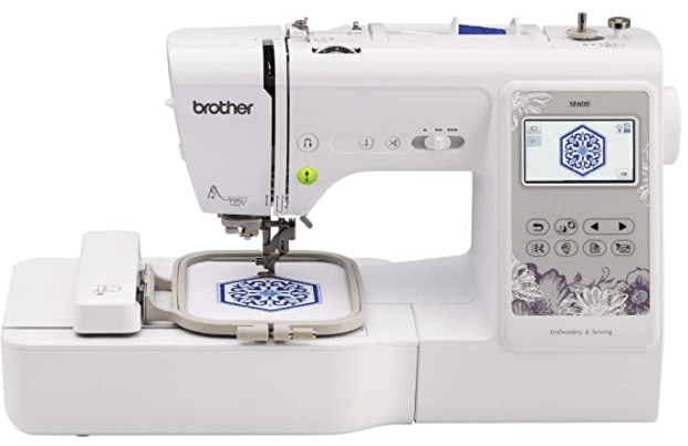 Brother SE600 Sewing and Embroidery Machine [August 2021]