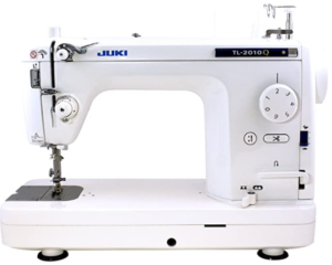JUKI TL-2010Q sewing machine.