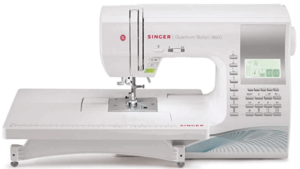 Singer quantum style 9960 sewing machine