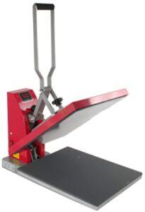 Siser Digital Clam Heat Press Machine