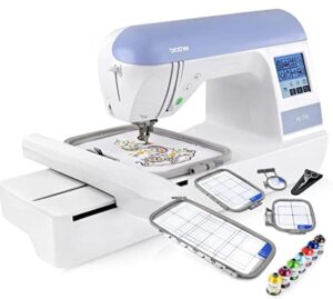 Brother Embroidery Machine, PE770
