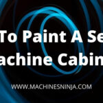 How to Paint a Sewing Machine Cabinet [Updated 2021]