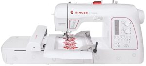SINGER Futura XL580 Sewing and Embroidery Machine