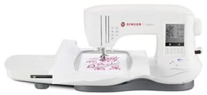 SINGER Legacy SE300 Embroidery Machine with 200 Built-In Embroideries
